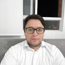 Gebruikersprofiel Diego Alejandro