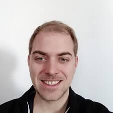 Profil utilisateur de Jonas