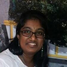 Geeta - Uživatelský profil