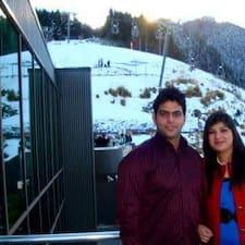 Sumeet felhasználói profilja
