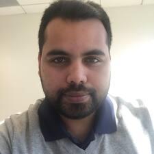 Profil utilisateur de Hitesh