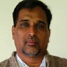 Rajendra felhasználói profilja