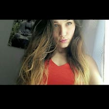 Raquel felhasználói profilja