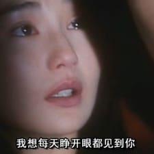 麗潔 felhasználói profilja