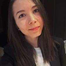 Профиль пользователя Ксения