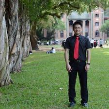 Wuyang - Uživatelský profil
