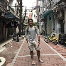Profil utilisateur de Sian Ming