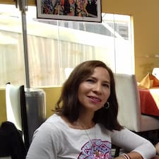 Profil utilisateur de Gloria Mercedes