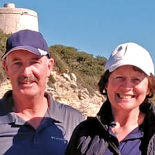 Profil Pengguna Mary & Seamus