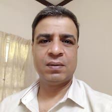 Perfil de usuario de Anil