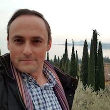 Gebruikersprofiel Joaquin