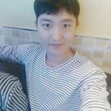 Nutzerprofil von Wonho