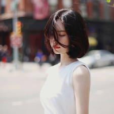 雨荷 User Profile