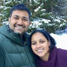Teresa & Pratik User Profile
