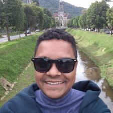 Marcus Vinicius的用戶個人資料