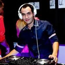 Perfil do utilizador de DJ Tulio Max