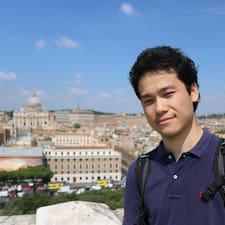 Yuta - Uživatelský profil