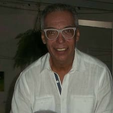 โพรไฟล์ผู้ใช้ Antônio Fernando