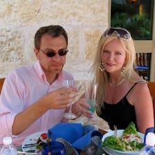 Profil utilisateur de Alan & Michelle