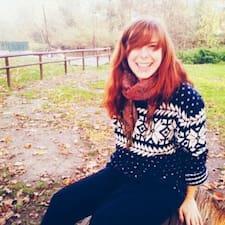 Anna-Blume felhasználói profilja