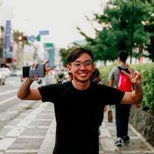 Amos Chin Siang felhasználói profilja