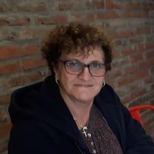 Maria Isabel felhasználói profilja
