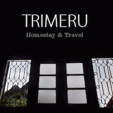 Profil Pengguna Trimeru