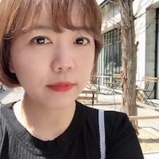 Användarprofil för Jiyoun