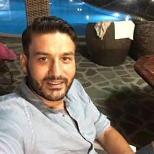 Vincenzo felhasználói profilja