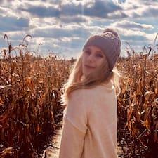 Breanna User Profile