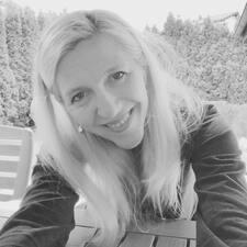 Andreja felhasználói profilja