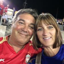 โพรไฟล์ผู้ใช้ Melissa & Bob