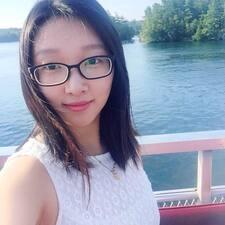 Anny felhasználói profilja