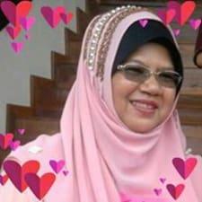 Profil utilisateur de Jalelah