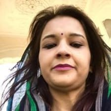 Användarprofil för Radha