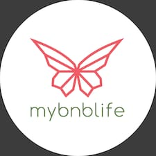 MyBnBLife User Profile
