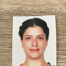 Ghalia User Profile