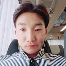 Профиль пользователя Woojeong