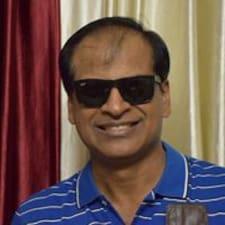 Profil utilisateur de Pradip