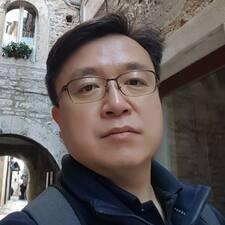 Gebruikersprofiel Sang Youn