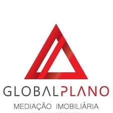 Globalplano felhasználói profilja