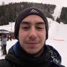 Profil utilisateur de Dylan