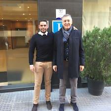 Notandalýsing Jose