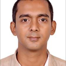 Siddarth User Profile