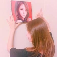 Perfil do usuário de 智妍