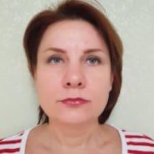Профиль пользователя Светлана