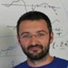 Henkilön Sébastien Jean-Louis käyttäjäprofiili