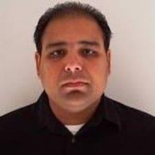 Ashar felhasználói profilja
