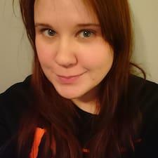 Elina felhasználói profilja
