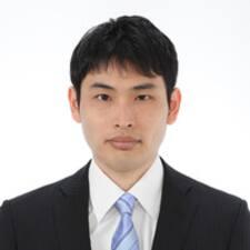 Användarprofil för Jumpei